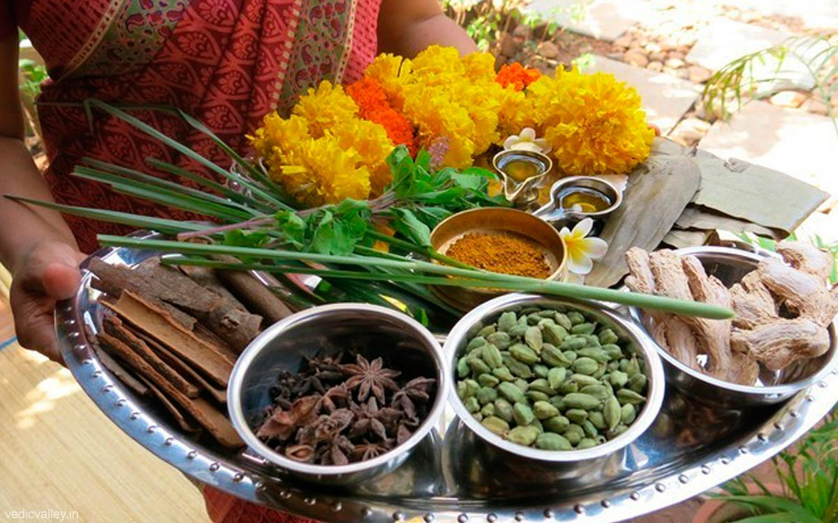 Ayurveda Therapien