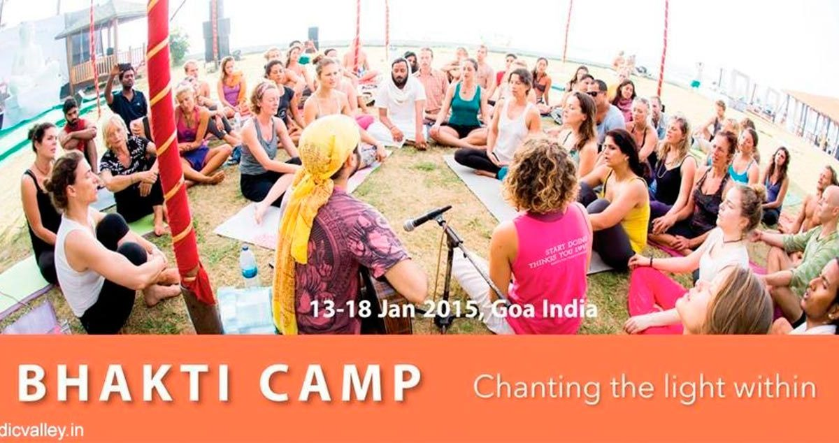 Bhakti Camp 10-15 January 2016