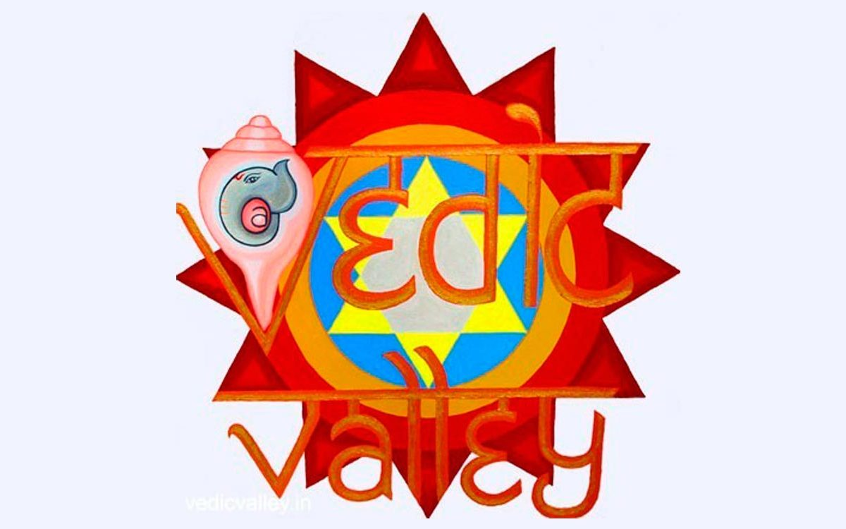 Vedic Valley Logo