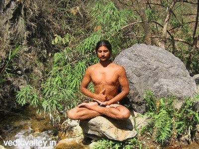 Yoga und Meditation in Indien