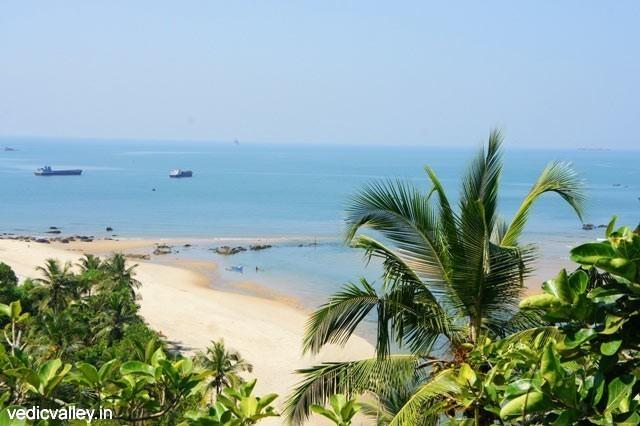 Beaches of Morjim, North Goa